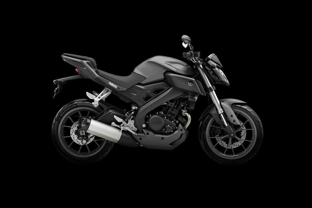 yamaha mt 125 2014 on review mcn. Black Bedroom Furniture Sets. Home Design Ideas