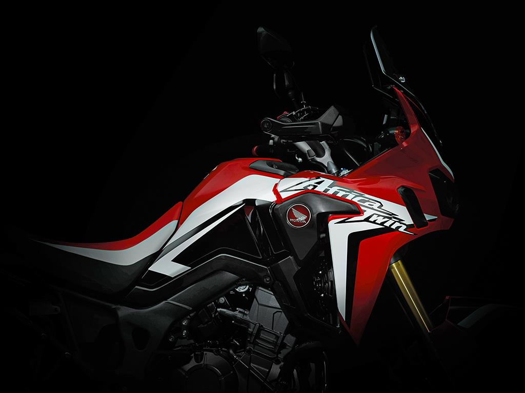new honda africa twin revealed | mcn