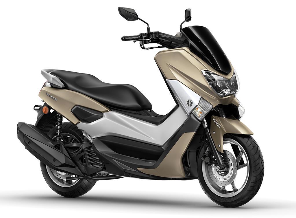 New Yamaha Nmax Scooter Revealed