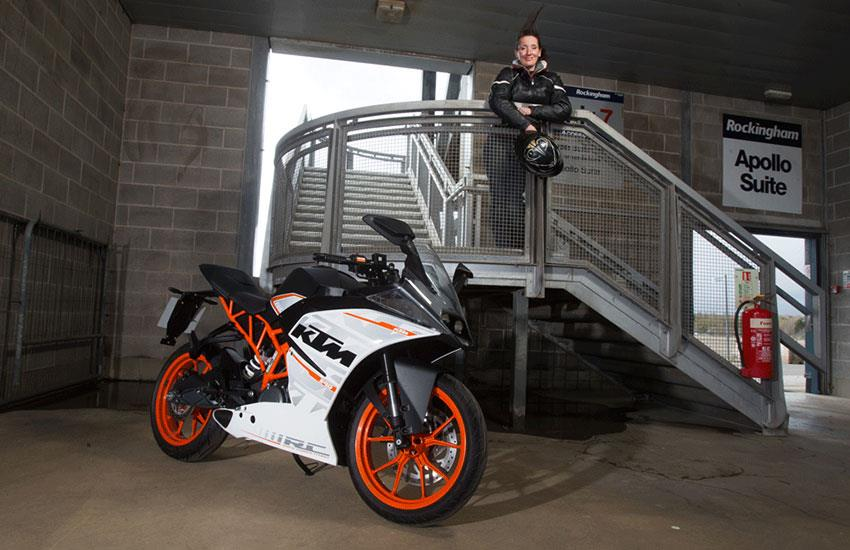 ktm rc390 (2014-on) review | mcn