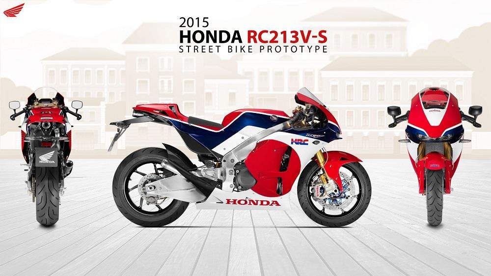 24 hours from Honda RC213V-S reveal | MCN