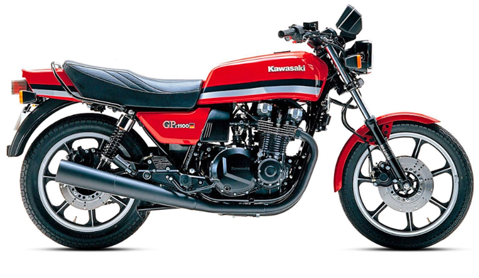 Kawasaki GPz1100: The last king of a vanished clan ...