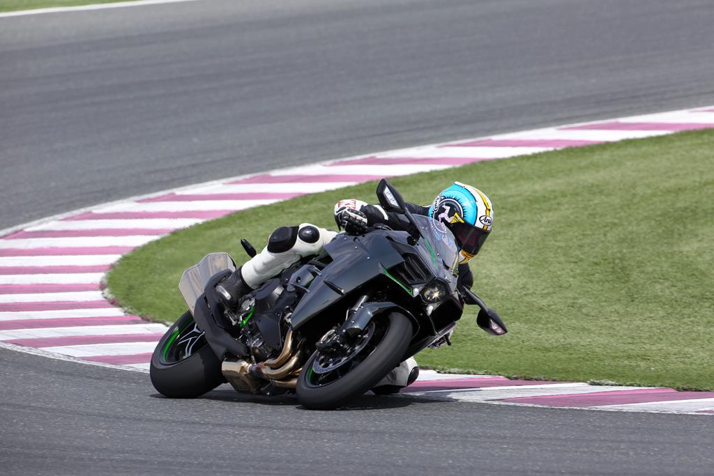 Kawasaki Ninja H Mpg