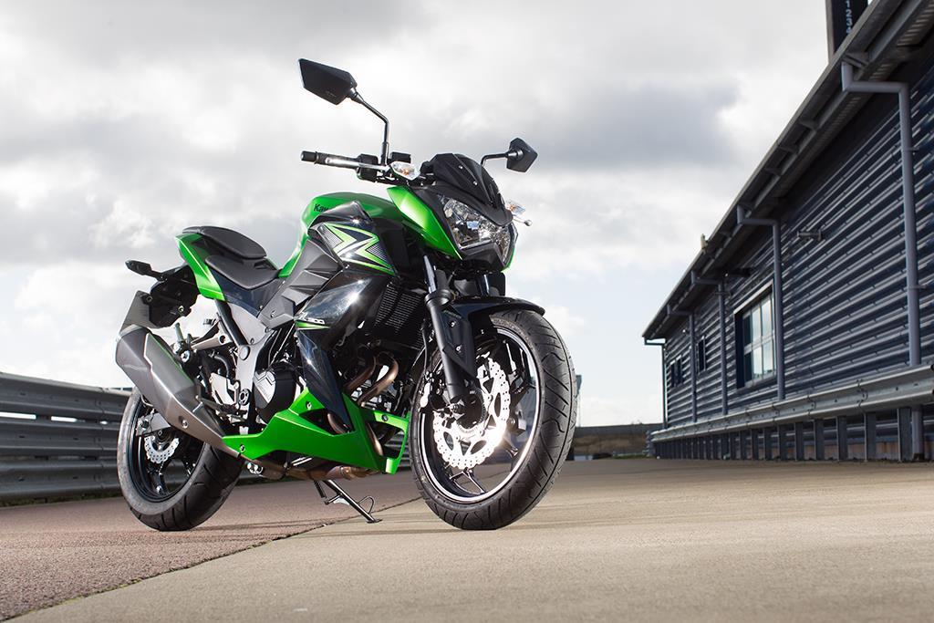 Kawasaki Z300 2015 On Review Mcn