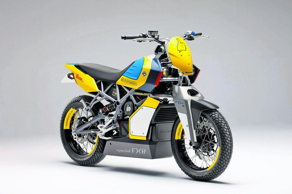 Bultaco Bets On Electric