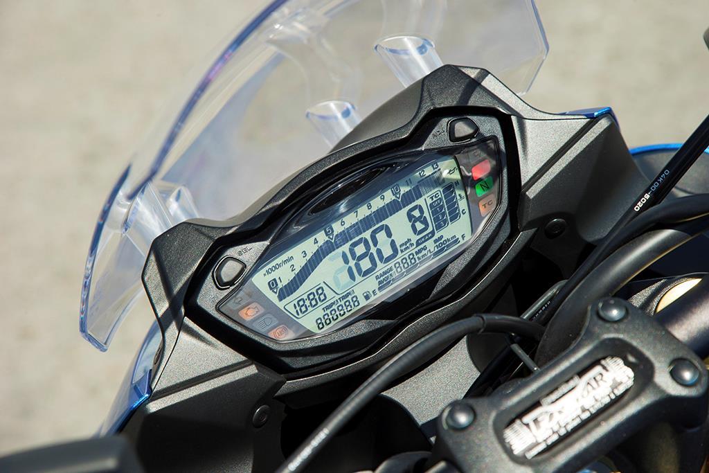 Suzuki Gsx  Fa Fuel Consumption