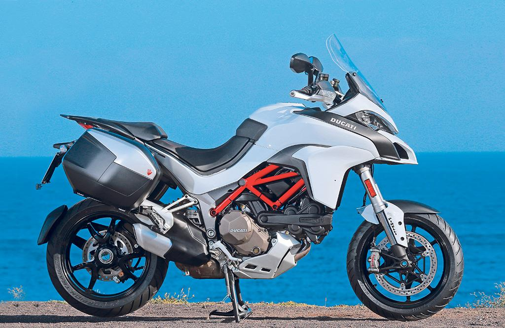 ducati multistrada 1200s 2015 on motorcycle review mcn. Black Bedroom Furniture Sets. Home Design Ideas