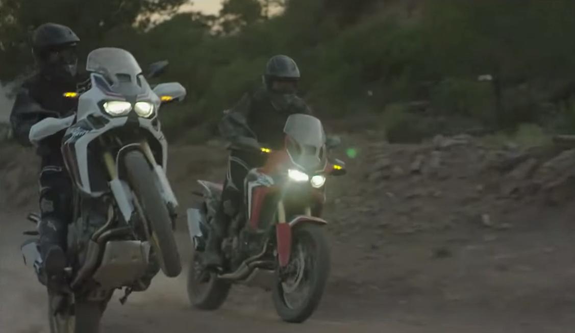 New Honda Africa Twin