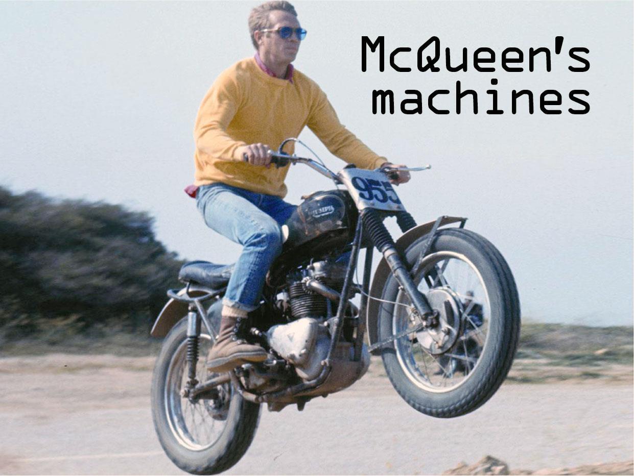 First Ride On New Metisse Mcqueen Desert Racer Mcn