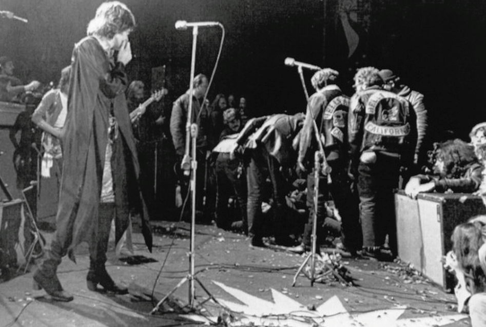 It was a last-minute venue change that led to the presence of Hells Angels – hired by the Stones and famously paid $500 in beer for their pains – acting as ...