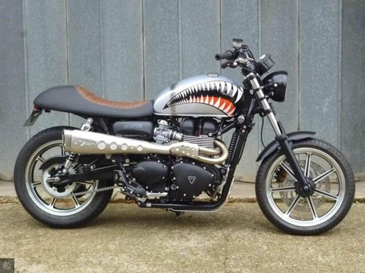 Used Bike Spotlight Triumph Bonneville