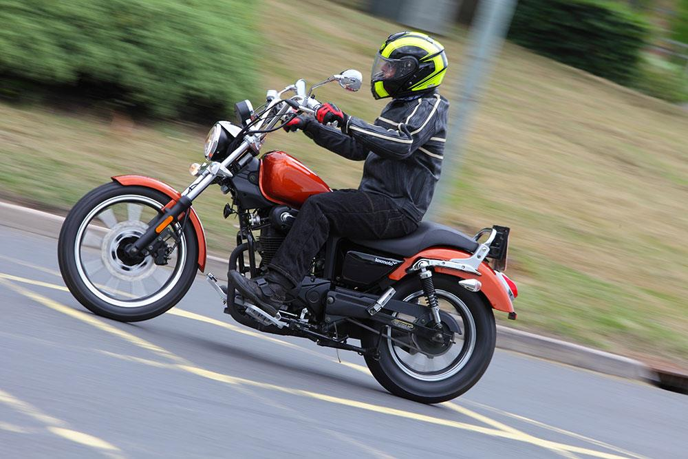 Lexmoto Michigan 125 2015 On Review Specs Amp Prices Mcn