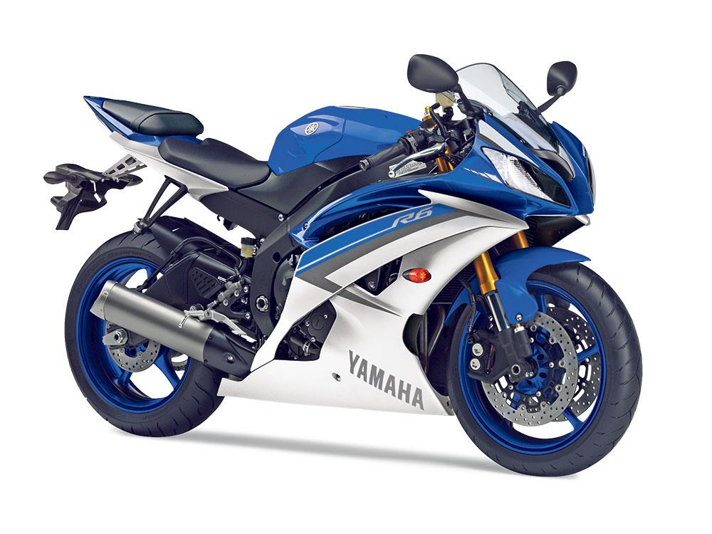 No New Yamaha R6 Mcn