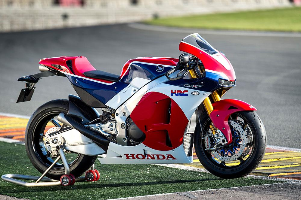 FIRST RIDE REPORT: Honda RC213V-S | MCN