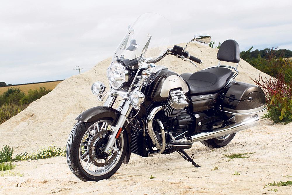 Moto Guzzi California 1400 Se 2015 On Review