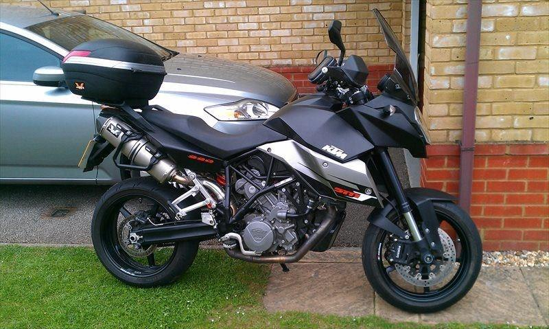 ktm 990 supermoto touring (2009-on) review | mcn