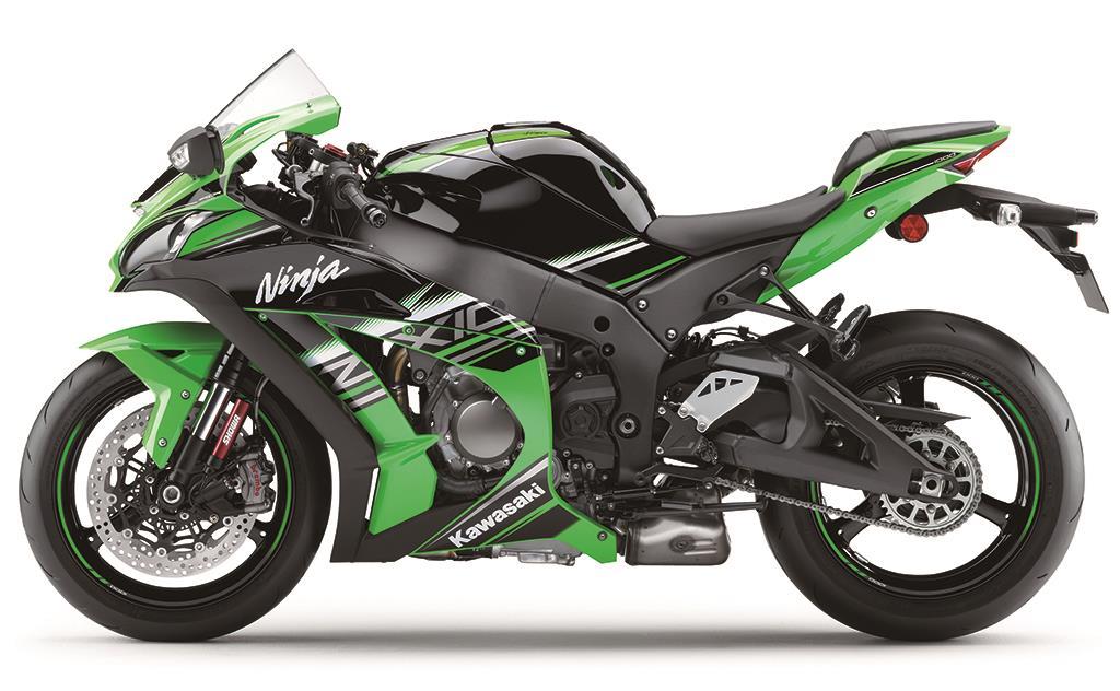 hot new kawasaki zx-10r unveiled | mcn