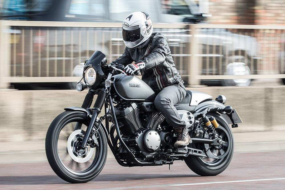 yamaha xv950 racer 2015 on review specs prices mcn. Black Bedroom Furniture Sets. Home Design Ideas
