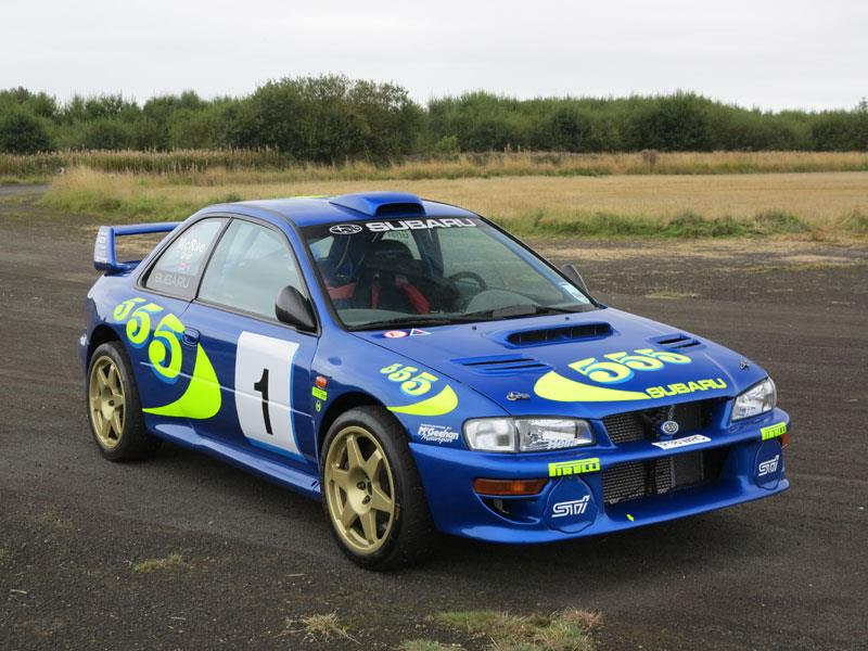 Rossi S Rally Car Up For Auction