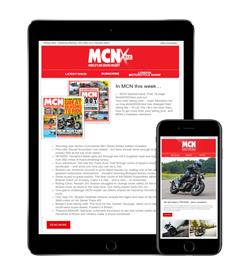 Sign-up to the MCN newsletter