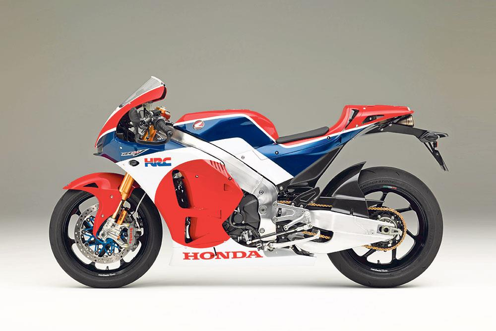 Honda S Secret V4 Superbike Mcn