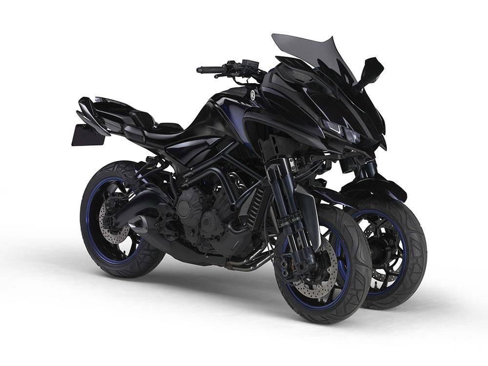 Yamaha Debut Mt 09 Trike Mcn