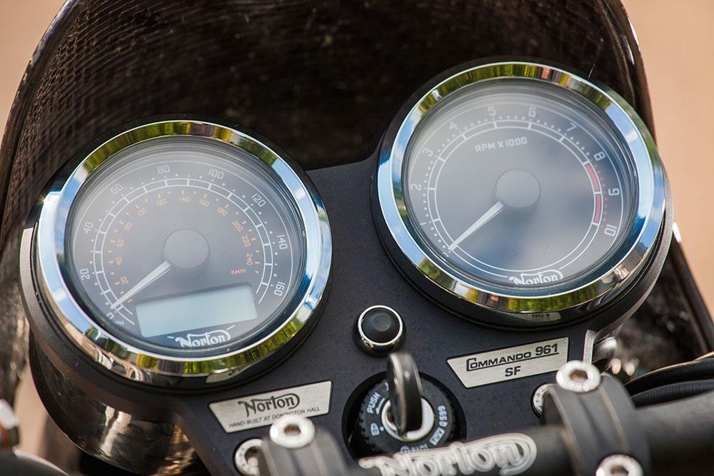 Norton Commando 961 Mk Ii 2015 On Motorcycle Review Mcn
