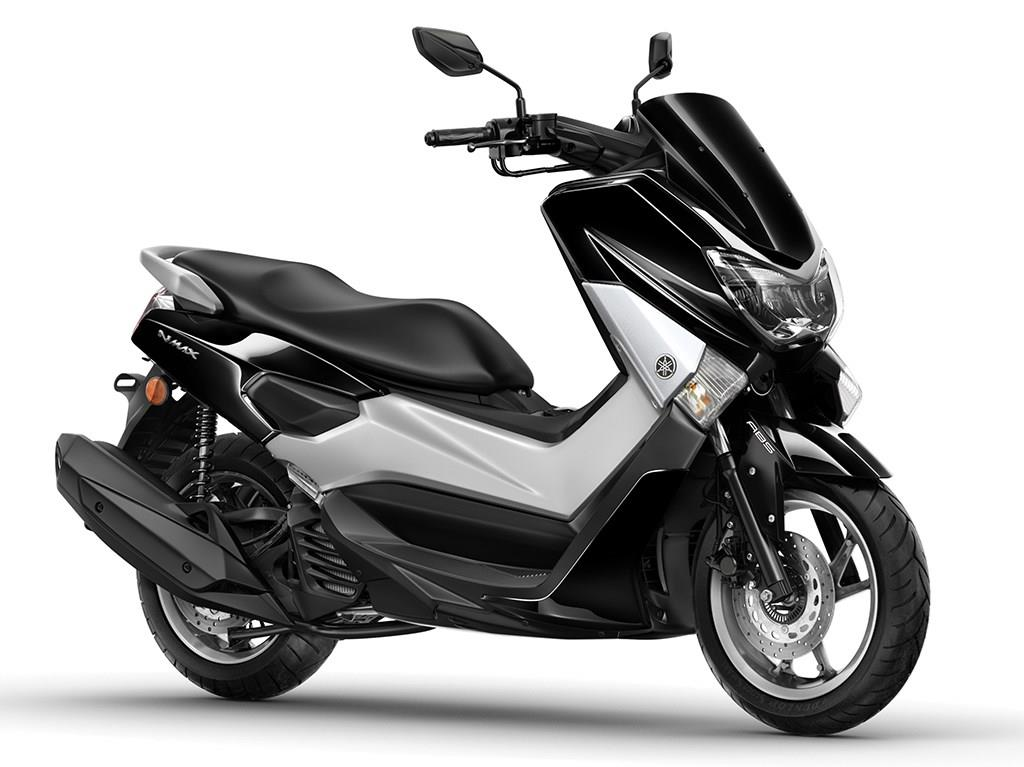 yamaha nmax 125 2015 on review mcn. Black Bedroom Furniture Sets. Home Design Ideas