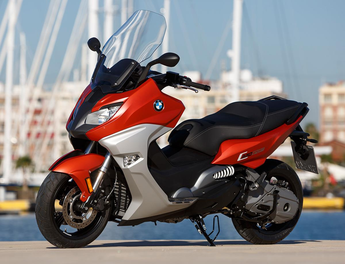 Bmw C650 Sport 2015 On Review Mcn