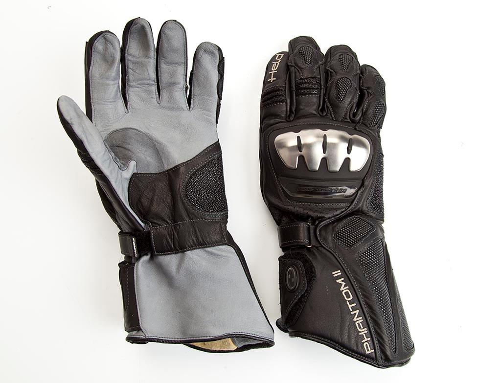 Motorcycle gloves outlast - Product Review Held Phantom Ii Gloves 199 99