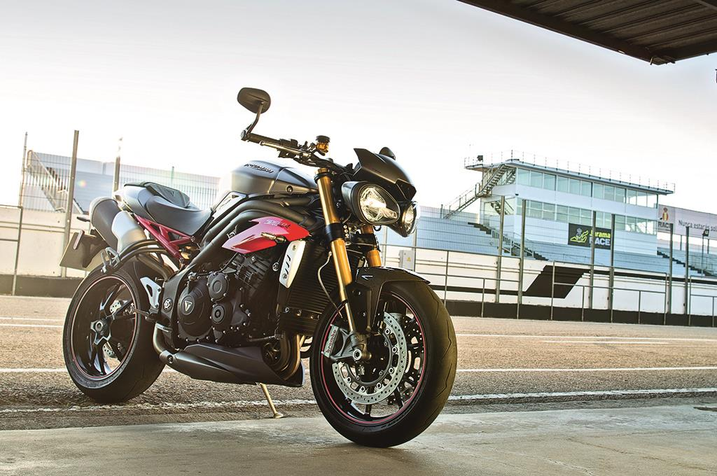 new triumph speed triple s & r revealed | mcn