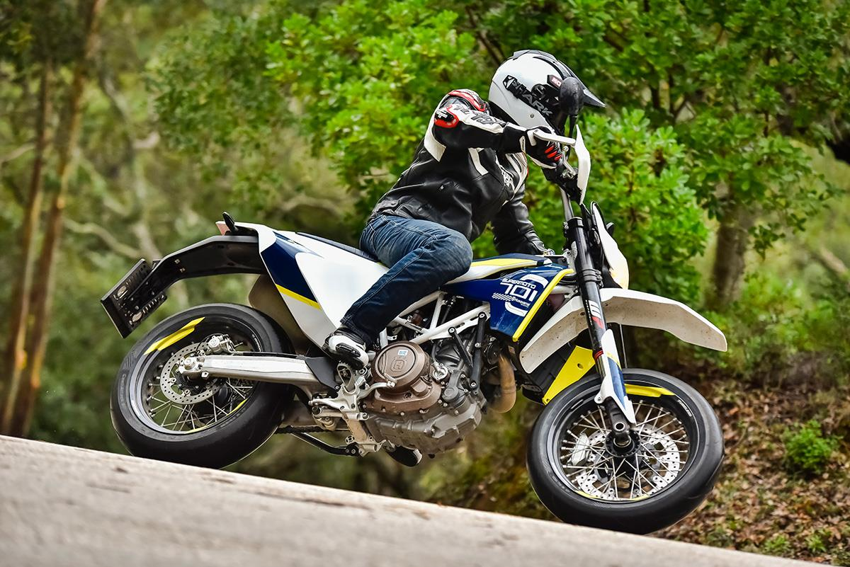 Husqvarna Sm 450r Bikes: HUSQVARNA 701 SUPERMOTO (2015-on) Motorcycle Review