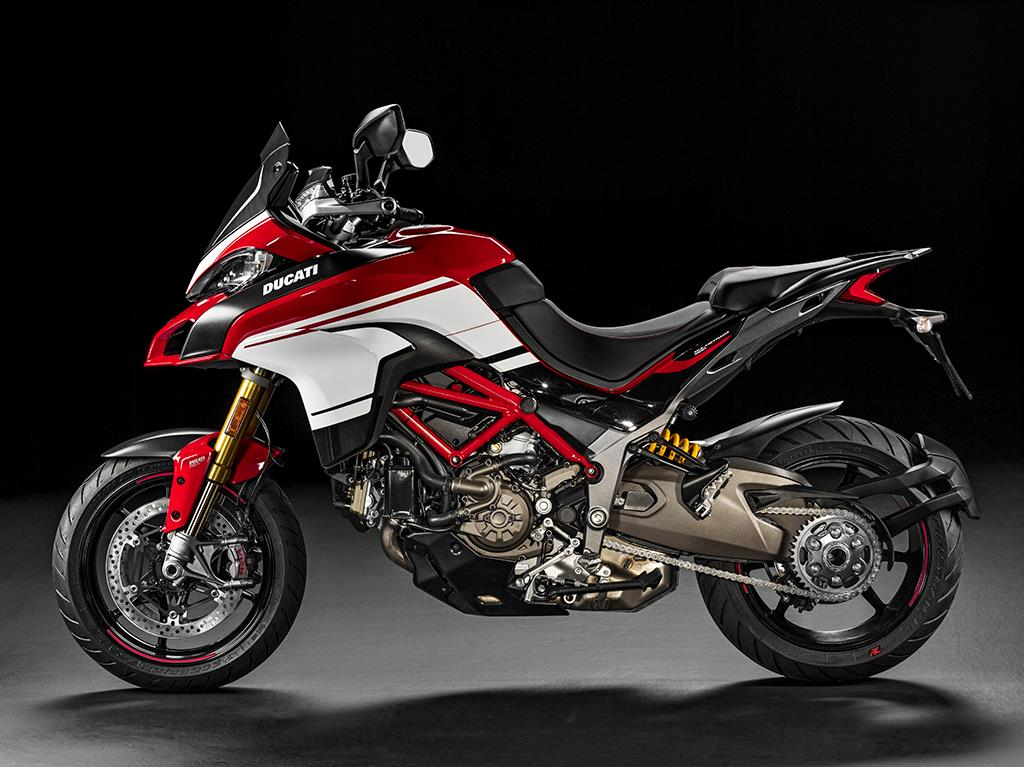 milan show ducati target gs with multistrada 1200 enduro. Black Bedroom Furniture Sets. Home Design Ideas