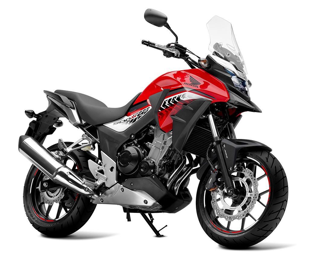 2016 / 2017 Honda CB500X   Page 12   Adventure Rider