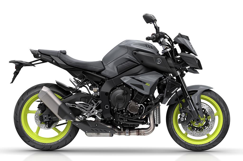 MILAN SHOW: Yamaha's shock new naked R1 | MCN