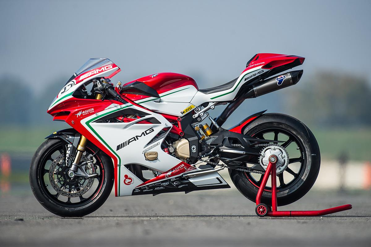 MV-AGUSTA F4 1000RC (2015-on) Review