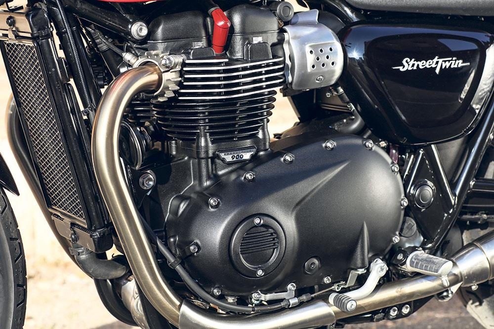 Triumph Street Twin 2016 On Review Specs Prices Mcn