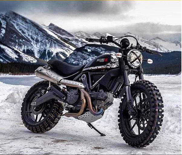Ducati Custom Rumble Competition Drawing To A Close Mcn