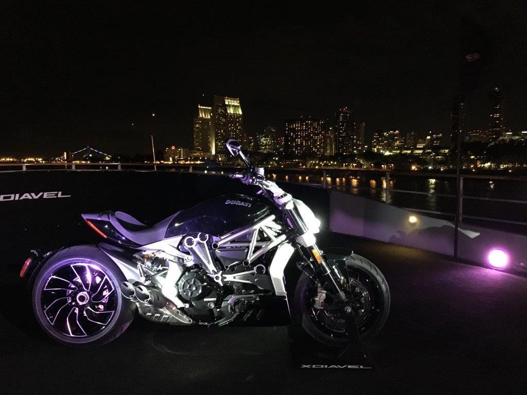 Ducati Shop San Diego