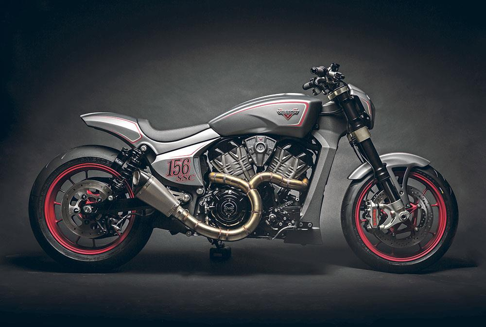New Victory: Octane fuelled for take off | MCN