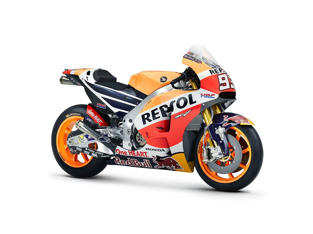 repsol honda unveil largely unchanged 2016 livery mcn. Black Bedroom Furniture Sets. Home Design Ideas