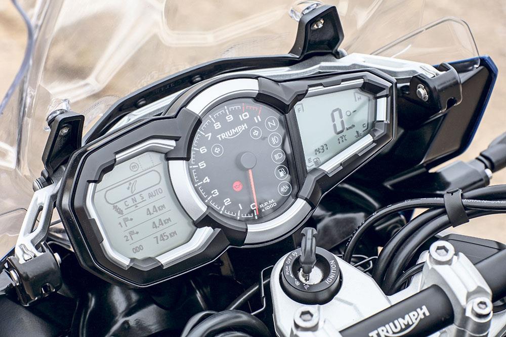 Triumph Tiger 1200 Explorer 2016 On Review Mcn