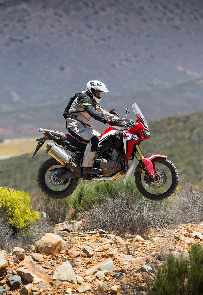 Honda Crf1000l Africa Twin 2015 On Review Mcn