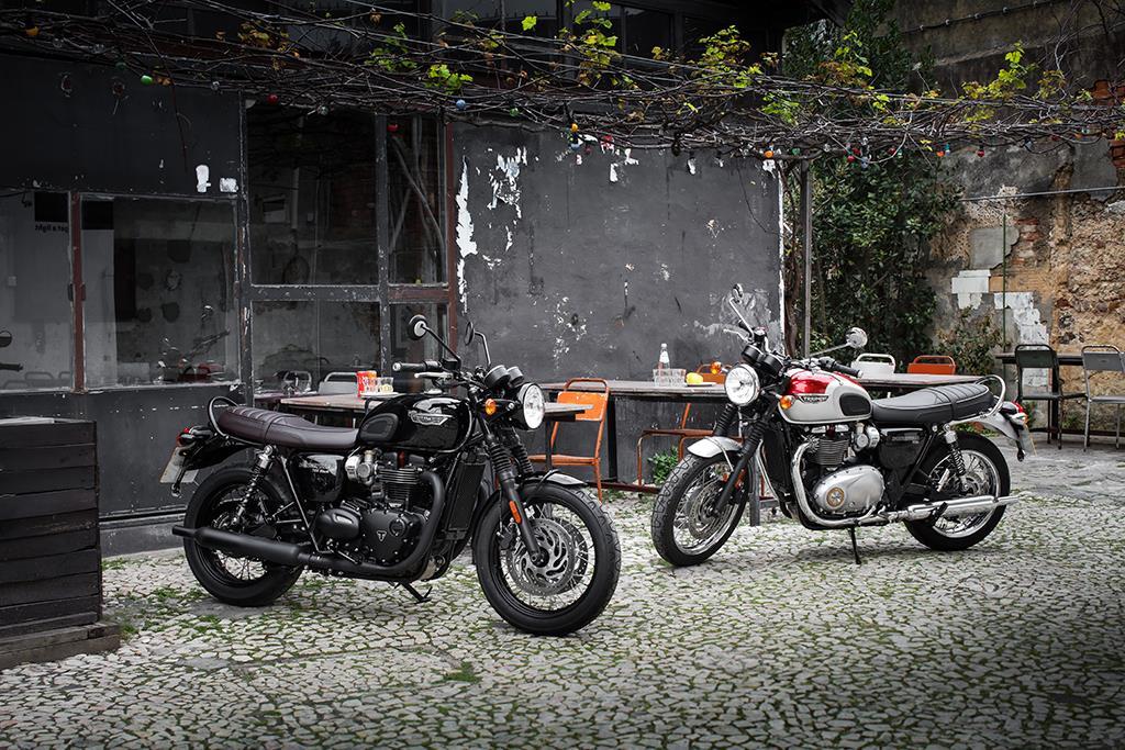 456503e1b TRIUMPH BONNEVILLE T120 (2016-on) Motorcycle Review