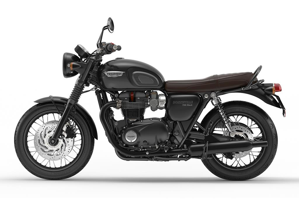 triumph bonneville t120 2016 on motorcycle review mcn. Black Bedroom Furniture Sets. Home Design Ideas