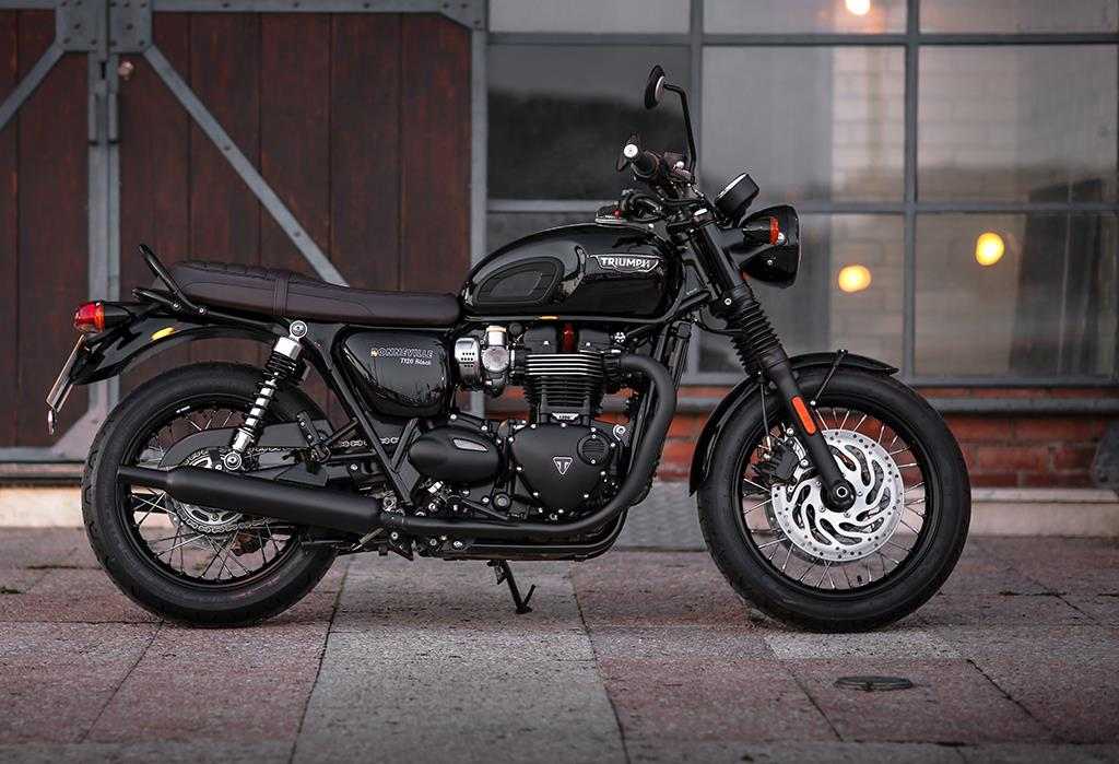 Triumph Bonneville T120 2016 On Review Mcn