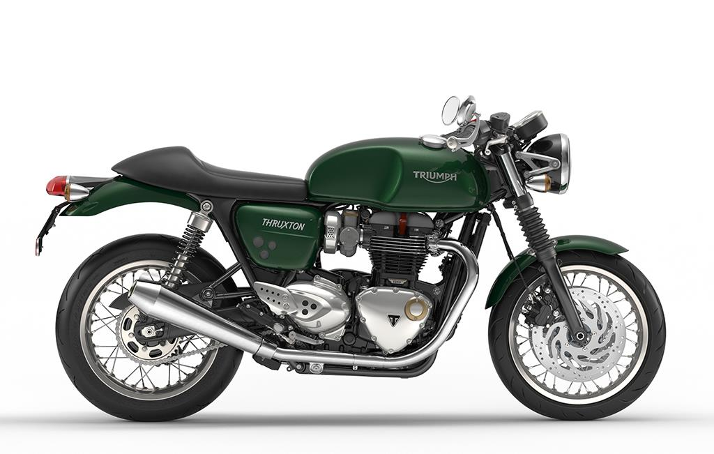 triumph thruxton 1200 2016 on review mcn. Black Bedroom Furniture Sets. Home Design Ideas