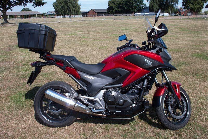 bike of the day honda nc750x mcn