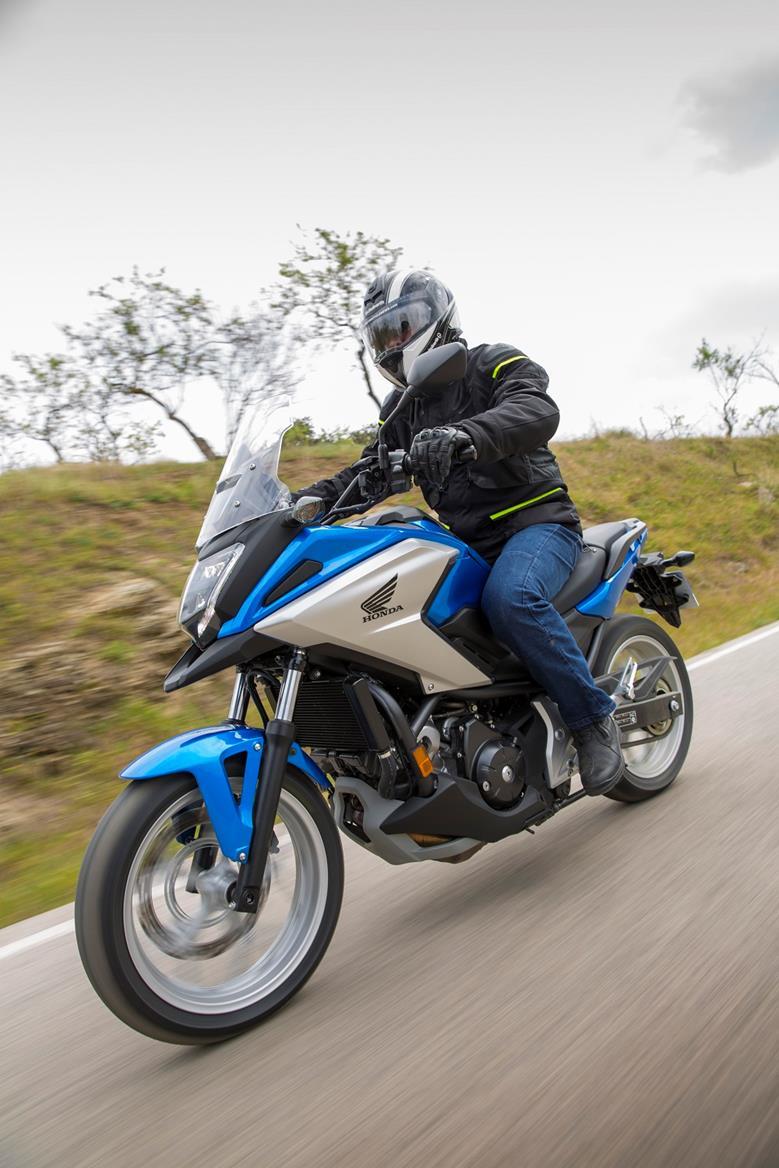 Honda 2016 Nc750x Launch