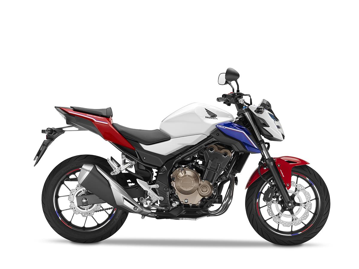 HONDA CB500F (2013-on) Review